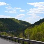Appalachian Mountains West Virginia
